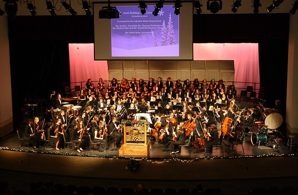 Lakeside Holiday Gala Concert (Fall 2016)