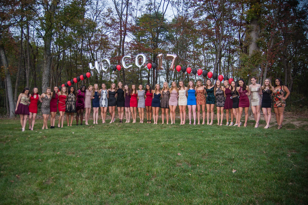 Homecoming 2017-18 Sophomores