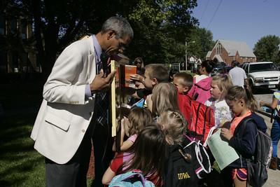 Horace Mann Elementary Little Free Library