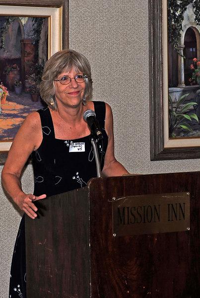 Rita Gardner Speaks