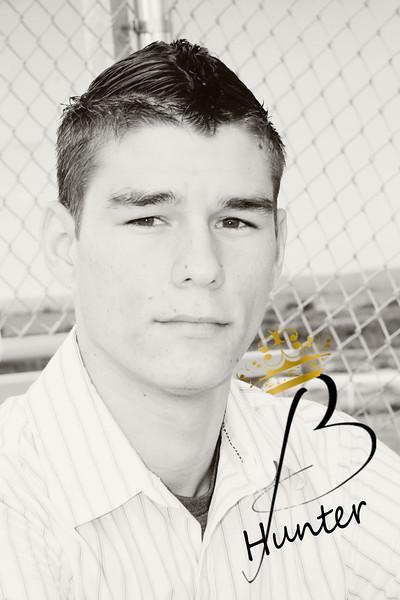 Hunter Senior 2013