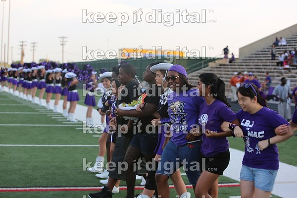 Hutto vs LBJ 08-31-12 Football