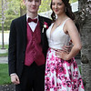 Innovation Academy Charter School prom, at Westford Regency. Michael Murphy of Lowell and Sophia Crowley of Dracut. (SUN/Julia Malakie)