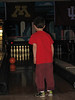 Bowling at the Union - Sam