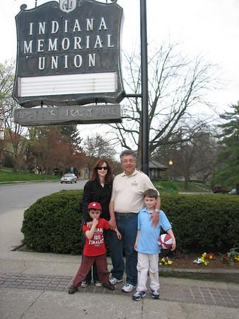 IU Passover 2008
