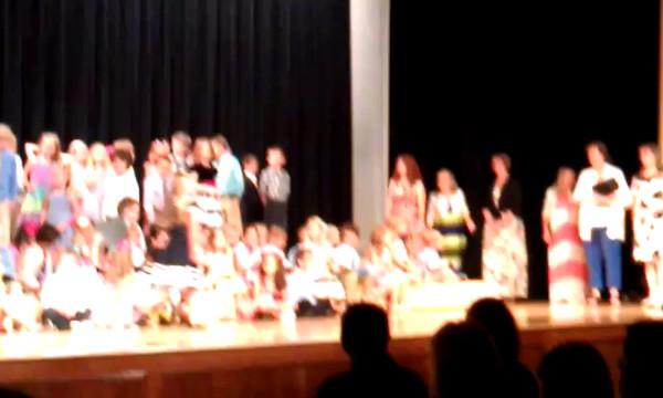 Iliana's Kindergarten Graduation