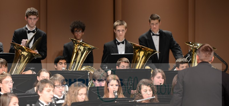 WLHS Percussion Symphonic Band