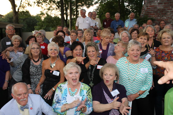 Istrouma 50th Reunion Class of 1965 7-11-15