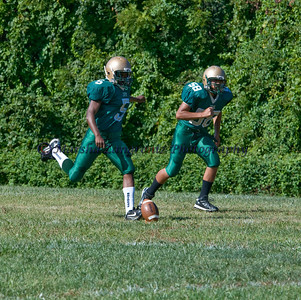 JFK j.v. football vs. Poolesville