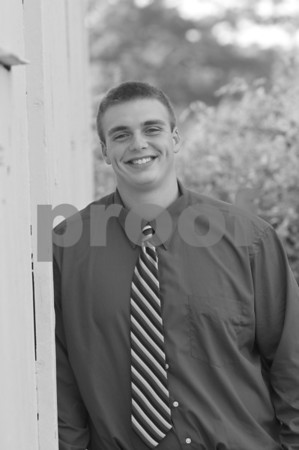 Jake  Basilica Senior Portrait