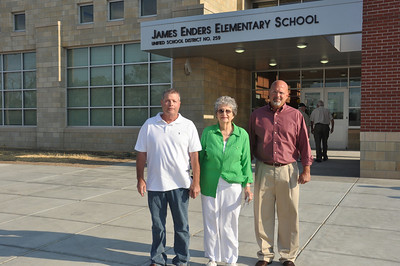 James Enders Dedication Ceremony Aug 14, 2012