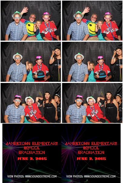 Jamestown Ele Graduation Dance 2015