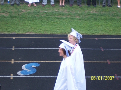 Jessie High School Graduation 2007