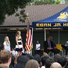 Jessie graduating
