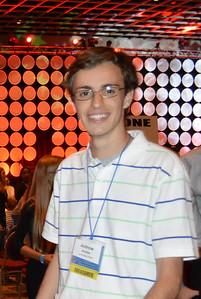 Andrew Mullan (Treasurer of Key CLub)