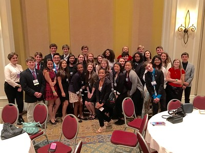 Zone E District 14B Participants JHS, Tampa Prep, Blake High School