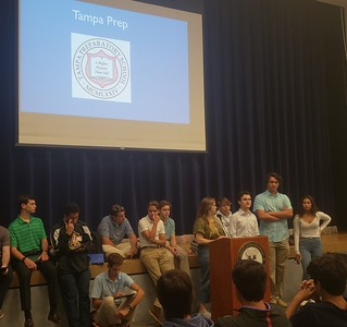 2018 09.05 KC Mtg with Tampa Prep Guests