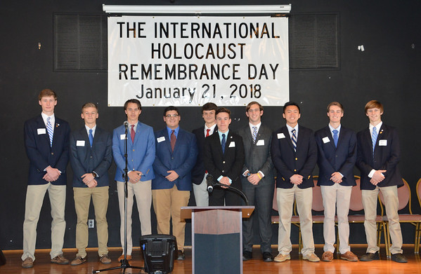 2018 01.21  KC International Holocaust Remembrance Day