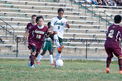 jfk varsity soccer vs. paint branch