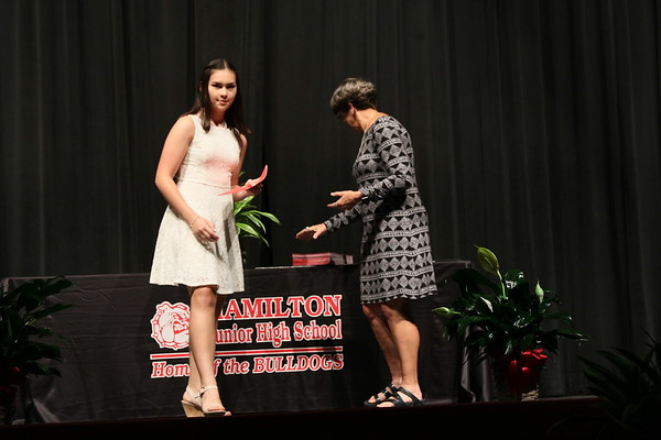 Jh Graduation Stage Pictures
