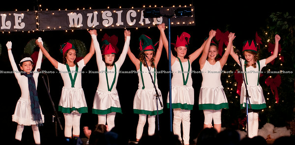 2010 - JPII-North Pole Musical Show