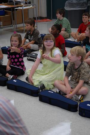 Violin Demonstration Sept 09