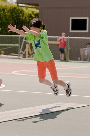 Long Jump - 6th grade