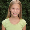 Julia's 5th grade photo - color