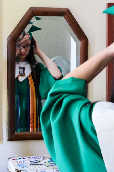 Julia's Graduation-1