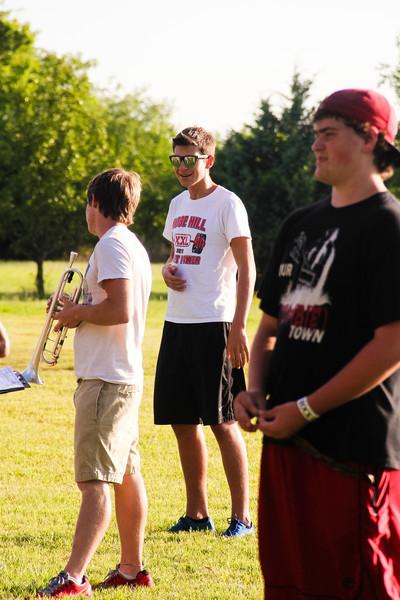 2013 Band Camp