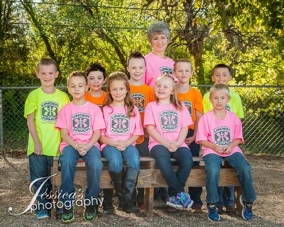 KCS 1st Grade 2014-15
