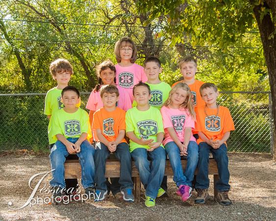 KCS 2nd Grade 2014-15
