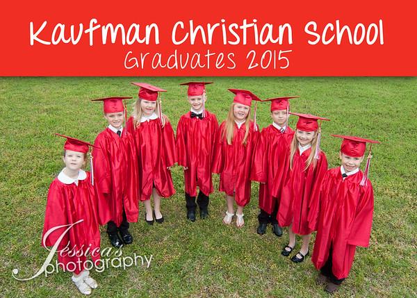 Kindergarten Grads 2015