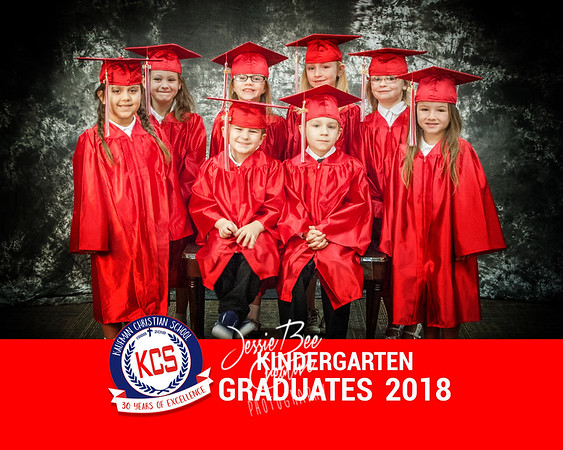 KCS KinderGrads 2018