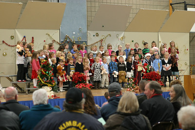 2011 KES Holiday concert