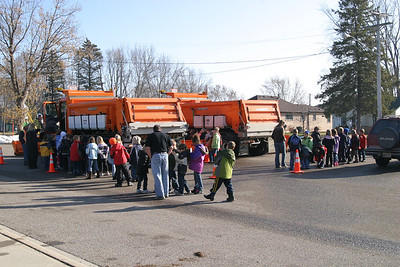 Snowplow Safety Day 2011