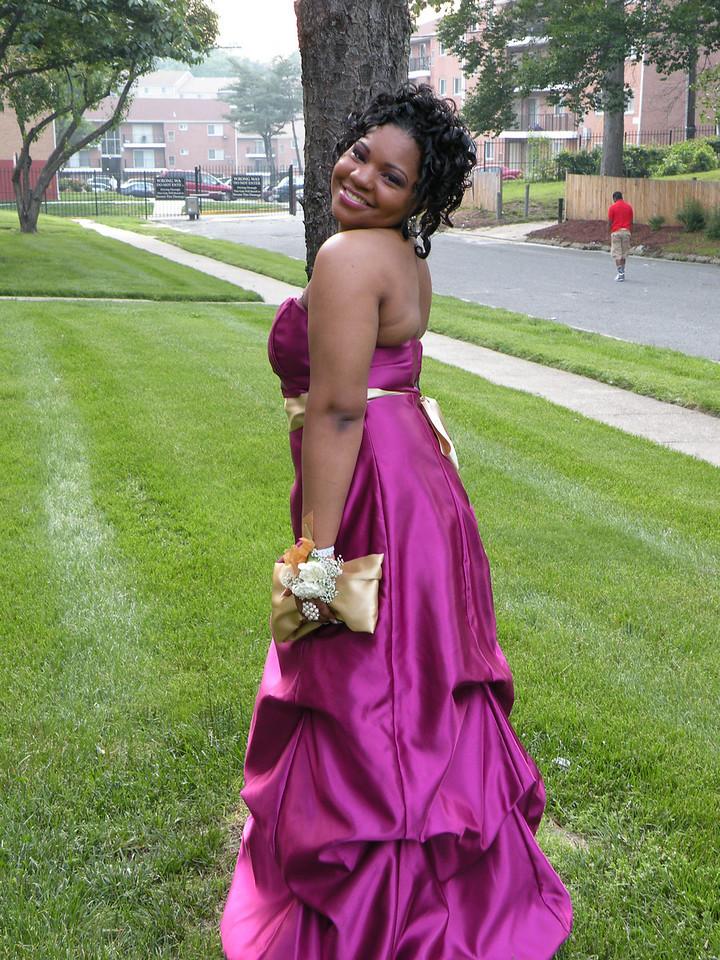 Karen's Senior Prom 2009 007