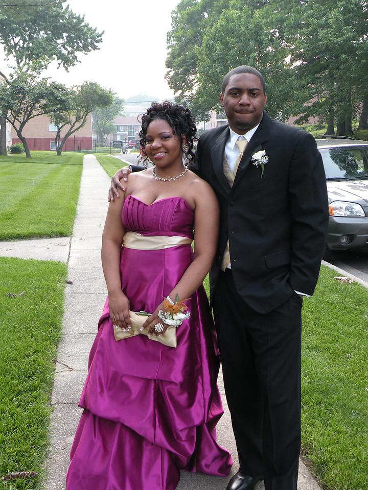 Karen's Senior Prom 2009 001
