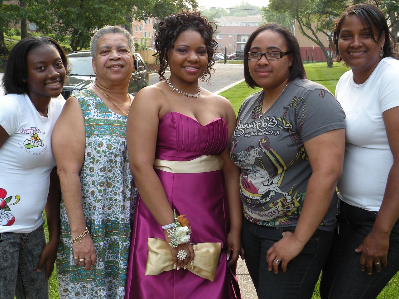 Karen's Senior Prom 2009 053