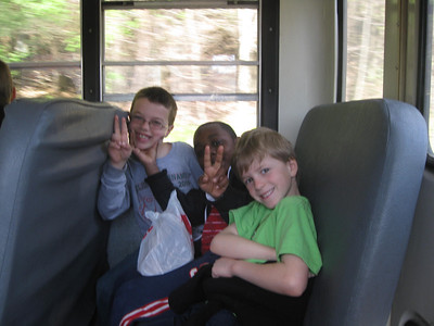 Indian Rock field trip May 6