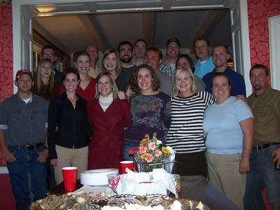 Kelly's 10yr HS Reunion