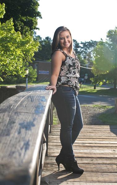 Kelsey B. Graduate