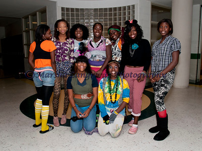 Kennedy Wacky Tacky Day