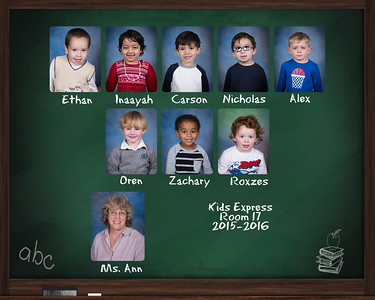 Kids Express Fall 2015