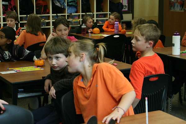 Kids-Orange and Black Day