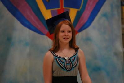Kimball Elementary 6th Grade Graduation