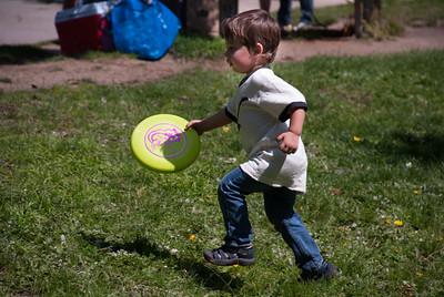 Frisbee Champ