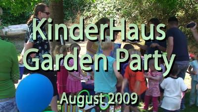 KinderHaus Garden Party