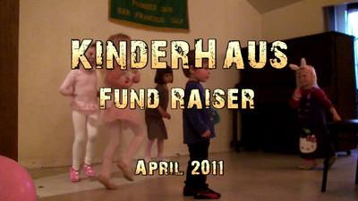 KinderHaus Fundraiser