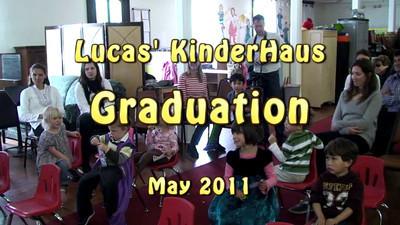 KinderHaus Graduation